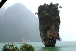 桂林到泰国普吉岛当地五星 普吉珊瑚岛、PP岛、翠竹岛欢畅6日