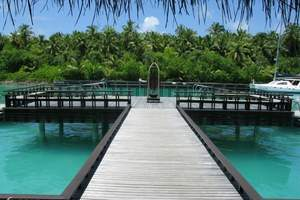合肥出发到马尔代夫旅游 马尔代夫休闲六日游