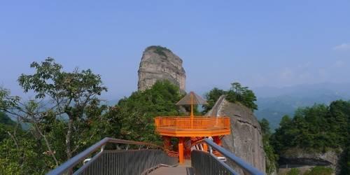 桂林天门山