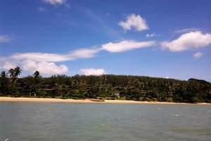 重庆出发到泰国旅游报价 泰国普吉岛6天5晚独家升级椰子岛酒店