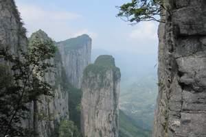 柴埠溪+后河原始森林风光二日游