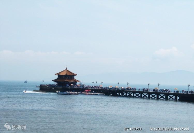青岛东西海岸+崂山+烟台蓬莱威海+大连套票5日游含多景点tj