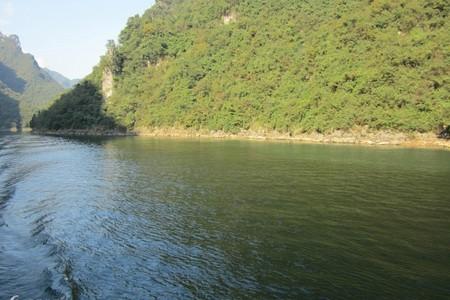 【三峡过大年】洛阳到三峡清江画廊+三峡大坝+游船四日游