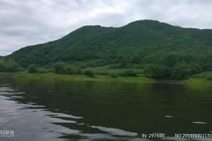 暑假青岛到长白山、镜泊湖、图们江口岸、朝鲜民俗双飞5天