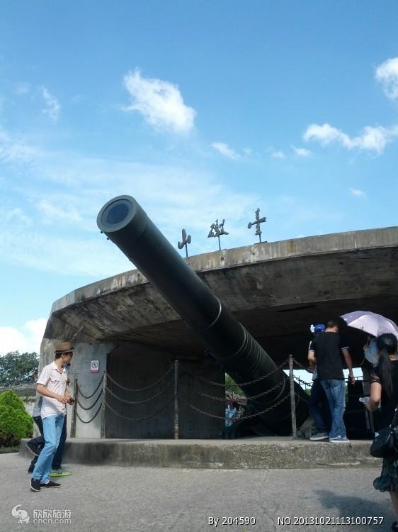 厦门胡里山炮台