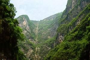 巫山神女峰