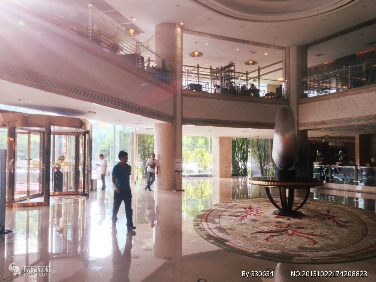 古都西安—钟楼饭店