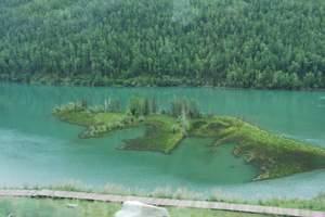 新疆喀纳斯湖旅游:乌鲁木齐出发到天池吐鲁番、喀纳斯湖双卧六日