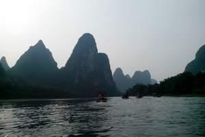 桂林一江四湖、阳朔西街、南宁北海银滩双卧8日游