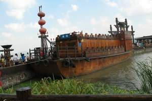 灯火阑珊船橹声,梦入江南水乡家|青岛到西乌扬大巴四日游