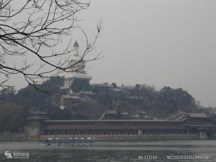北京北海公园图片