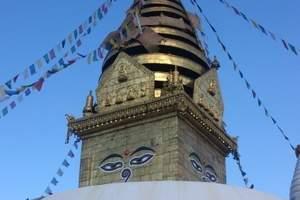 假期北京出发到去尼泊尔旅游团费用:尼泊尔+蓝毗尼9天全景之旅