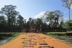 北京到柬埔寨旅游:奇迹之旅-柬埔寨金边+吴哥6日旅游攻略