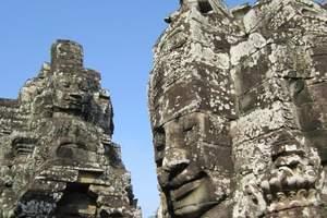 柬埔寨吴哥旅游线路|包机直飞柬埔寨吴哥4晚6日游