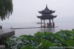 上海到杭州一日游 (杭州西湖游船+灵隐飞来峰+黄龙洞)