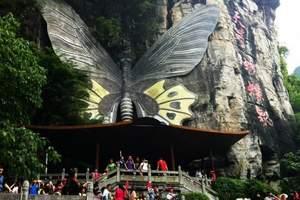 ◆阳朔蝴蝶泉|大榕树月亮山|十里画廊一日游【包车一日】