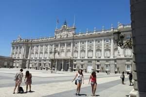 合肥到欧洲西班牙葡萄牙9晚11日游