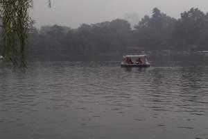 西安去陕南旅游线路 陕南旅游景点 瀛湖香溪洞二日游