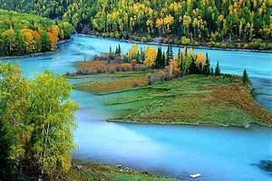 新疆北疆喀纳斯高品质九日游-春系列四深度体验喀纳斯的多彩世界