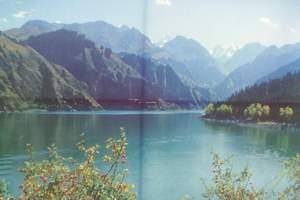 [新疆天山天池天山大峡谷两日游]乌鲁木齐天山天池天山大峡谷