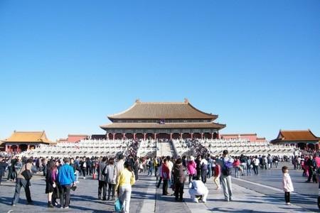 桂林到北京长城天安门五日经典纯玩游【11月报价】【康辉品质】