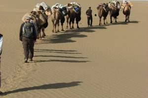 合肥出发 新疆天山天池、喀纳斯、吐鲁番双飞8日精品游