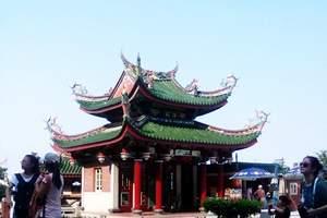 <厦门鼓浪屿集美大嶝岛二日游>台湾免税公园大嶝小镇