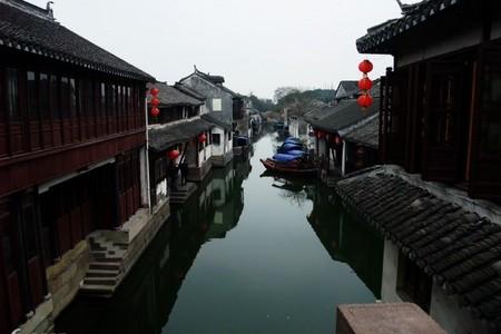 上海到周庄纯玩一日游 上海出发周庄一日游