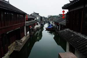 泉州到杭州、上海、苏州,无锡、南京、乌镇、周庄夜景双飞五日游