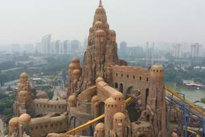 暑假淄博到北京欢乐谷旅游-淄博到北京欢乐谷激情疯狂四日游