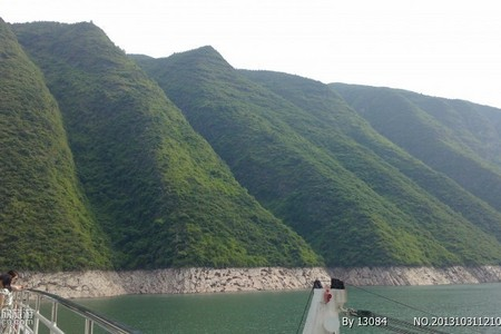 宜昌到重庆三峡快捷二日游(含小三峡)