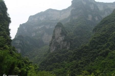 宜昌到秭归三峡竹海一日游〈观亚洲高瀑、玩竹筏〉