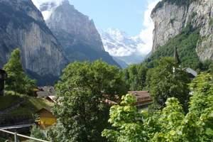 四川成都到瑞士一地八日游_亲子游出国旅游_到瑞士旅游攻略