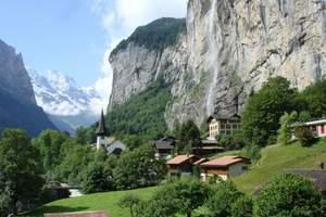 欧洲亲子游-济南到瑞士、法国、意大利3国11日游