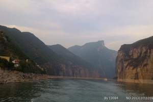 宜昌到重庆奉节三峡快捷二日游(新高湖游轮)
