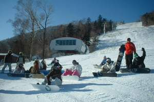 亚布力新体委滑雪场门票/新亚布力滑雪场B区