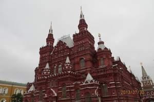 青岛去俄罗斯旅游团-青岛去俄罗斯、莫圣双城、皇家双庄园9日游
