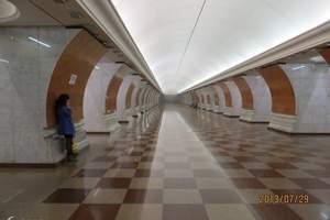 北京出发俄罗斯俄航四飞8日 全程无夜火车 双点进出不走回头路