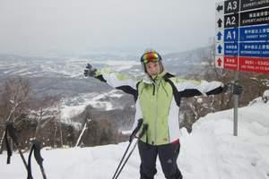 亚布力滑雪自由行地接一日游/亚布力阳光度假村或者新亚布力滑雪