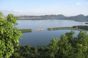 杭州一日游景点(西湖游船+雷峰塔)杭州纯玩一日游