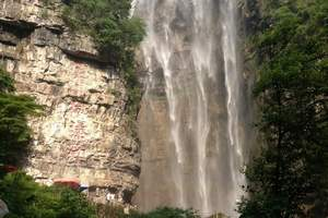 三峡大瀑布景区门票多少钱