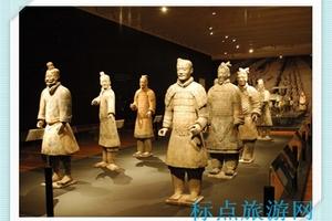 南京到西安、袁家村、法门寺、兵马俑、大明宫、大唐西市五日游