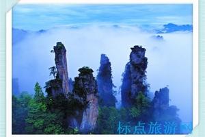 【舌尖湘西】张家界、凤凰古城、猛洞河漂流+芙蓉镇双飞五日游