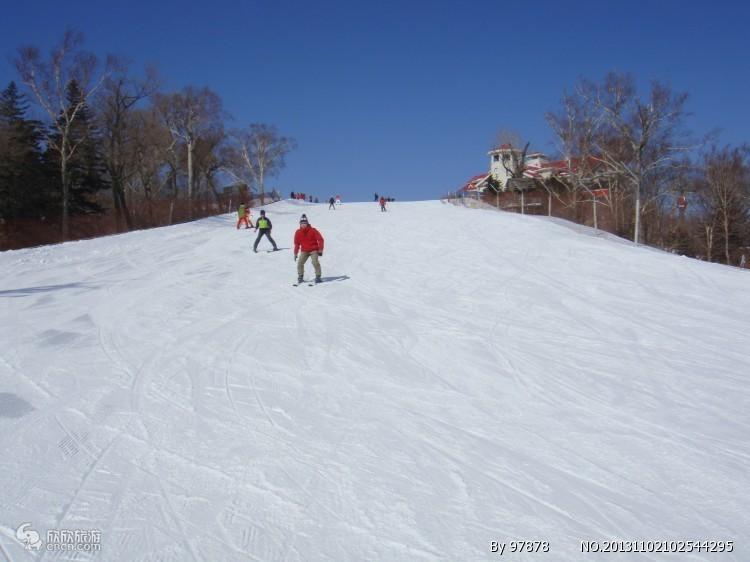 常德桃花雪缘滑雪票