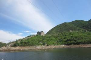 【京郊旅游】蟒山、赏水下长城 豪华巴士二日游