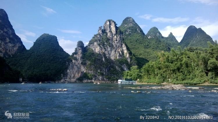 郑州到桂林 双卧5日游|去桂林无购物,啤酒鱼宴,美食随便吃