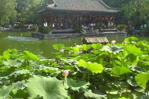 北京清华北大外景_恭王府_圆明园一日游_北京旅游景点一日游