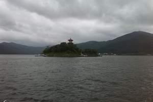 长春到松花湖2日游  长春旅行社到吉林旅游团  纯玩团