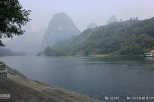 桂林旅游报价-南宁到德天瀑布-桂林山水-漓江-阳朔西街5日游