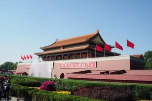 北京纯玩五日游